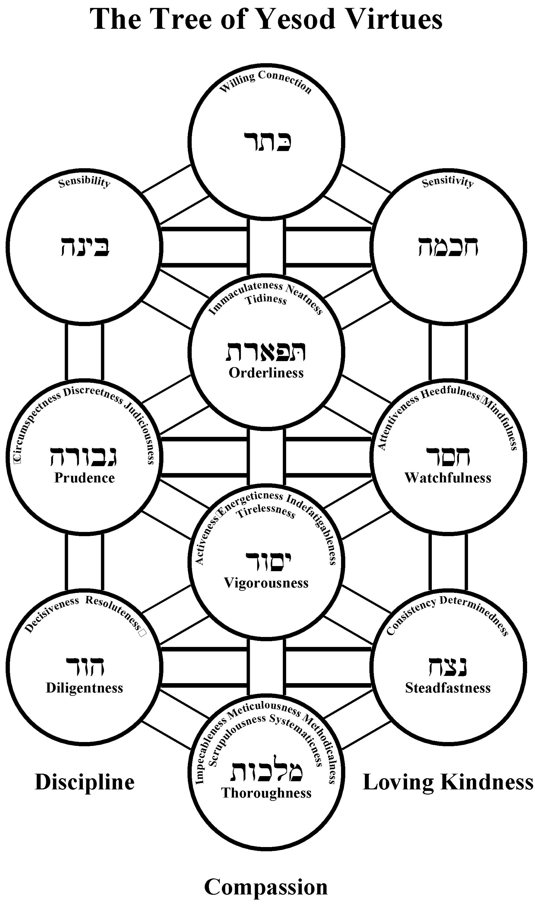 Kabbalah Torah And Torah Codes Vices And Virtues